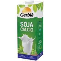 Bebida de Soja con Calcio GERBLE, brik 1 litro