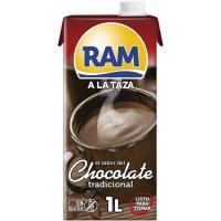 Chocolate a la taza RAM, brik 1 litro
