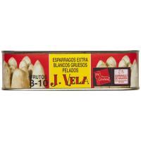 Espárrago blanco IGP 8/10 piezas VELA, lata 250 g