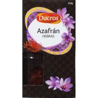 Azafrán en hebras DUCROS, caja 0,5 g