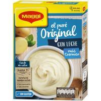Puré de patatas con leche MAGGI, caja 230 g