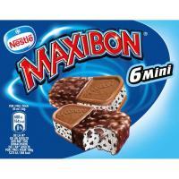 Mini Maxibon de nata NESTLÉ, pack 6x85 ml