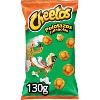 Aperitivo de maíz sabor a queso CHEETOS Pelotazos, bolsa 130 g