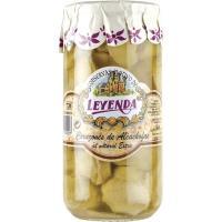 Alcachofa natural LEYENDA, frasco 400 g