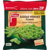 Judía verde plana FINDUS, bolsa 750 g