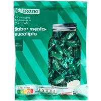 Caramelos menta – eucalipto