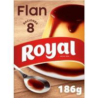 Flan ROYAL, 8 unid., caja 130 g