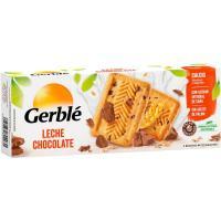Galletas de leche-chocolate GERBLE, caja 230 g