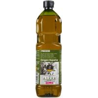 Aceite de oliva virgen extra EROSKI, botella 1 litro