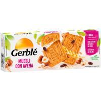 Galleta de muesli GERBLE, caja 290 g