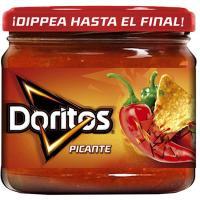 Salsa picante DORITOS Dippas, frasco 326 g