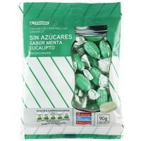 Caramelos menta – eucalipto sin azúcar