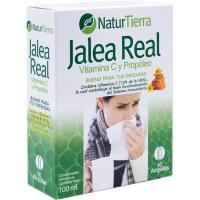 Jalea con propoleo NATUR TIERRA, caja 10 viales