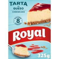 Pastel de queso ROYAL, caja 335 g