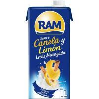 Leche de canela-limón Slim RAM, brik 1 litro