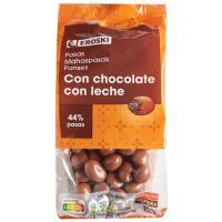 Pasa sultana cubierta de chocolate