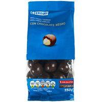 Delicias de avellana cubiertas de chocolate