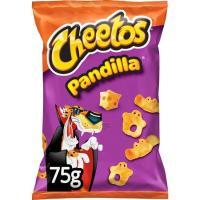 Aperitivo frito sabor a queso CHEETOS Pandilla, bolsa 75 g