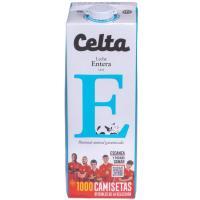 Leche Entera CELTA, brik 1,5 litros