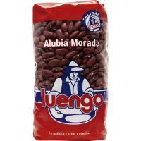 Alubia morada extra LUENGO, paquete 1 kg
