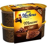 Mousse de café NESTLÉ La Lechera, pack 4x60 g