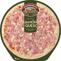Pizza de jamón y quesoCASA TARRADELLAS, 1 unid., 405 g