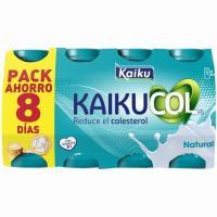 Benecol para beber natural KAIKU, pack 8x65 ml