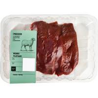 Hígado de cordero fileteado, bandeja aprox. 400 g