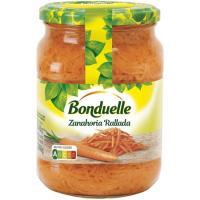 Zanahoria rallada BONDUELLE, frasco 280 g