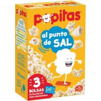 Popitas BORGES, pack 3x100 g