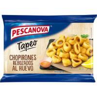 Chipirones al huevo PESCANOVA, caja 250 g