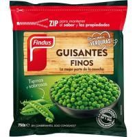Guisante fino FINDUS, bolsa 750 g