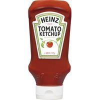 Ketchup HEINZ, bocabajo 570 g