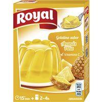 Gelatina de piña ROYAL, caja 170 g