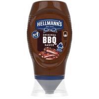 Salsa barbacoa HELLMANN'S, bocabajo 250 g