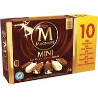 Bombón Mini MAGNUM, 10 unid., caja 600 ml