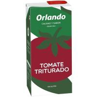 Tomate triturado ORLANDO, brik 800 g