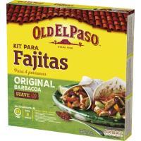 Fajita kit OLD EL PASO, 8 unid., caja 500 g