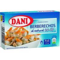 Berberecho pequeño DANI, lata 58 g
