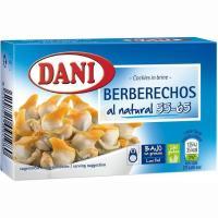 Berberecho  DANI 55/65  lata 58 g