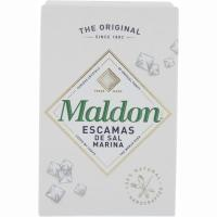 Sal de mar MALDON, caja 250 g