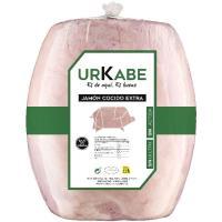 Jamón cocido artesano URKABE, al corte, compra mínima 100 g