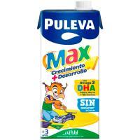 Leche Energía-Crecimiento PULEVA Max, brik 1 litro