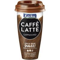 Caffé Latte Capuchino KAIKU, vaso 230 ml