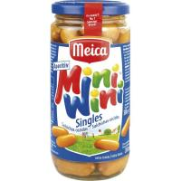 Salchichas aperitivo MEICA, frasco 260 g