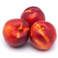 Nectarina, al peso, compra mínima 1 UNIDAD, aprox. 190 g