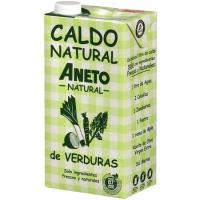 Caldo natural de verdura ANETO, brik 1 litro