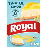 Pastel mousse sabor limón ROYAL, caja 207 g