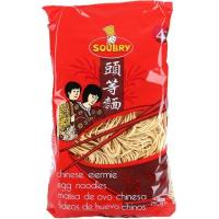 Fideos chinos con huevo SOUBRY, paquete 250 g
