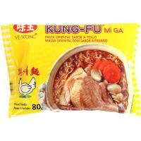 Fideos sabor a pollo KUNG-FU, paquete 85 g